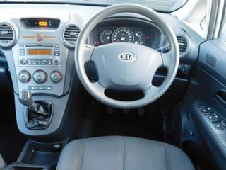 2008 Kia Rondo UN LX White 5 Speed Manual Wagon