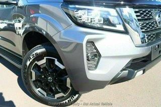 2021 Nissan Navara D23 MY21 ST-X (4x2) Leather/NO Sunroof Twilight Grey 7 Speed Automated Manual