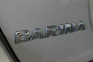 2010 Holden Barina TK MY10 Silver 4 Speed Automatic Hatchback