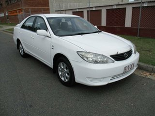 2005 Toyota Camry ACV36R MY06 Altise Limited White 4 Speed Automatic Sedan.