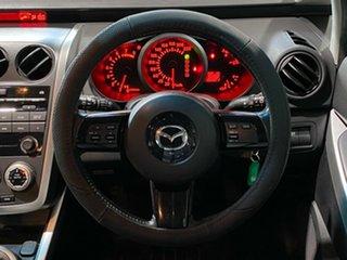2007 Mazda CX-7 ER1031 MY07 Luxury White 6 Speed Sports Automatic Wagon