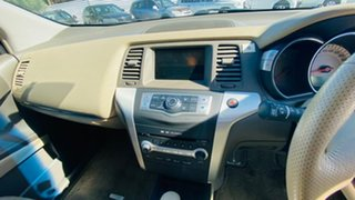 2009 Nissan Murano Z51 ST Bronze 6 Speed Constant Variable Wagon