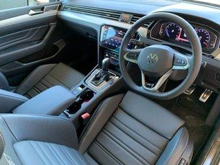 2021 Volkswagen Passat 3C (B8) MY21 162TSI DSG Elegance Silver 6 Speed Sports Automatic Dual Clutch