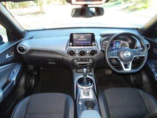 2020 Nissan Juke F16 ST-L DCT 2WD Silver 7 Speed Sports Automatic Dual Clutch Hatchback