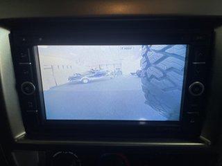 2015 Nissan Patrol Y61 GU 9 ST N-Trek Silver 5 Speed Manual Wagon