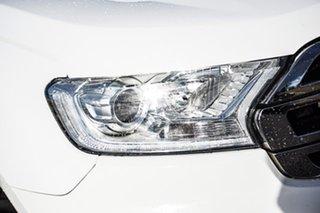 2017 Ford Everest UA Titanium White 6 Speed Sports Automatic SUV