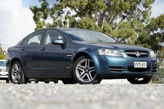 2010 Holden Commodore VE MY10 Omega Blue 6 Speed Sports Automatic Sedan.