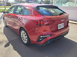 2021 Kia Cerato BD MY22 S Red 6 Speed Sports Automatic Hatchback.