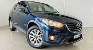 2016 Mazda CX-5 KE1032 Maxx SKYACTIV-Drive AWD Sport Blue 6 Speed Sports Automatic Wagon.
