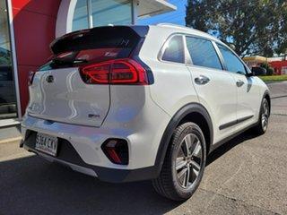 2021 Kia Niro DE 21MY Hybrid DCT 2WD S White 6 Speed Sports Automatic Dual Clutch Wagon Hybrid.