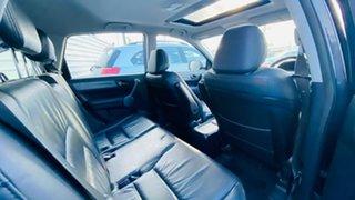 2008 Honda CR-V RE MY2007 Luxury 4WD Grey 5 Speed Automatic Wagon