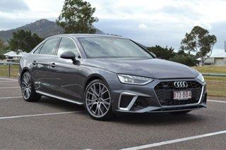 2020 Audi A4 B9 8W MY20 45 TFSI S Tronic Quattro S Line Grey 7 Speed Sports Automatic Dual Clutch.