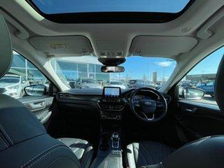 2020 Ford Escape ZH 2020.75MY Vignale AWD White 8 Speed Sports Automatic SUV