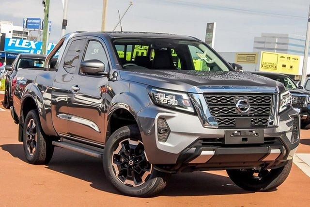Demo Nissan Navara D23 MY21 ST-X King Cab Osborne Park, 2021 Nissan Navara D23 MY21 ST-X King Cab Slate Gray 7 Speed Sports Automatic Utility