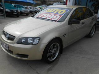 2007 Holden Commodore VE Omega Gold 4 Speed Automatic Sedan.