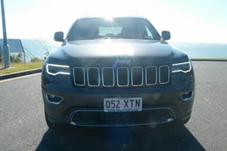 2017 Jeep Grand Cherokee WK MY18 Limited Grey 8 Speed Sports Automatic Wagon