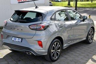 2020 Ford Puma JK 2020.75MY ST-Line Silver, Chrome 7 Speed Sports Automatic Dual Clutch Wagon