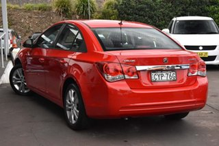 2015 Holden Cruze JH Series II MY15 Equipe Red 6 Speed Sports Automatic Sedan.
