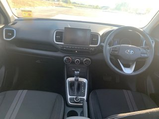 2019 Hyundai Venue QX MY20 Active Blue 6 Speed Automatic Wagon