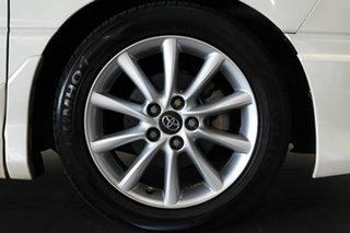 2001 Toyota Estima Aeras White 4 Speed Automatic Wagon