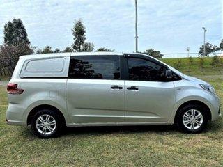 2019 LDV G10 SV7C Silver 6 Speed Sports Automatic Van.