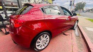 2013 Alfa Romeo Giulietta Series 0 MY13 Distinctive TCT JTD-M Red 6 Speed