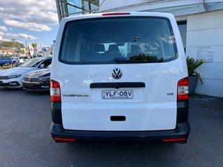 2014 Volkswagen Transporter T5 MY14 TDI400 SWB DSG White 7 Speed Sports Automatic Dual Clutch Van