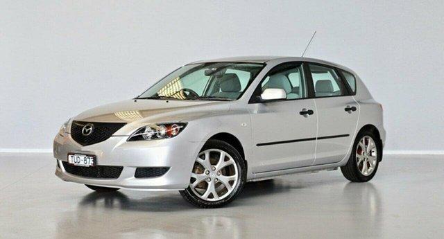 Used Mazda 3 BK10F1 Neo Thomastown, 2005 Mazda 3 BK10F1 Neo Silver 4 Speed Sports Automatic Hatchback