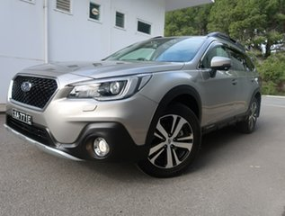 2018 Subaru Outback B6A MY18 Touring CVT AWD Gold 7 Speed Constant Variable Wagon.