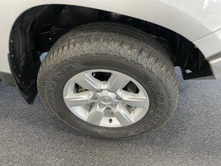 2017 Toyota Landcruiser Prado GDJ150R GX Silver 6 Speed Sports Automatic Wagon