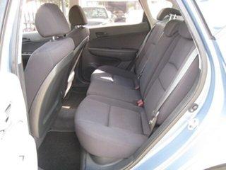 2008 Hyundai i30 FD MY09 SLX 1.6 CRDi Blue 4 Speed Automatic Hatchback