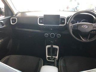 2020 Hyundai Venue QX MY20 Elite Red 6 Speed Automatic Wagon