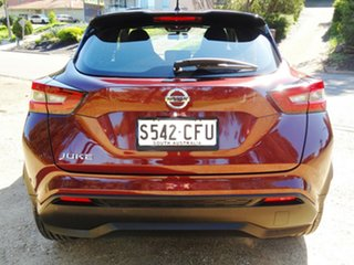 2020 Nissan Juke F16 ST+ DCT 2WD Red 7 Speed Sports Automatic Dual Clutch Hatchback