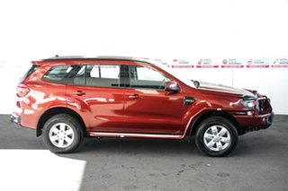 2017 Ford Everest UA Ambiente Red 6 Speed Sports Automatic SUV
