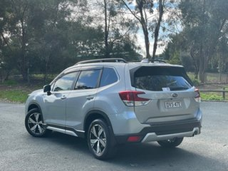 2019 Subaru Forester S5 MY19 2.5i-S CVT AWD Silver 7 Speed Constant Variable Wagon.