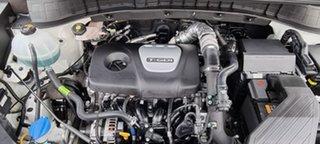 2019 Hyundai Tucson TL3 MY19 Elite D-CT AWD White 7 Speed Sports Automatic Dual Clutch Wagon