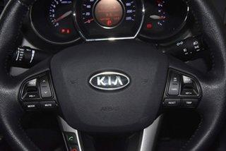 2011 Kia Rio JB MY11 SI Silver 4 Speed Automatic Sedan
