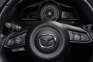 2016 Mazda 3 BM5476 Maxx SKYACTIV-MT Silver 6 Speed Manual Hatchback