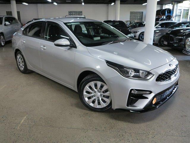 Used Kia Cerato BD MY19 S Albion, 2018 Kia Cerato BD MY19 S Silver 6 Speed Sports Automatic Sedan