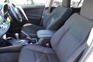 2013 Toyota RAV4 ASA44R GXL AWD White 6 Speed Sports Automatic Wagon
