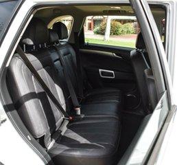2013 Holden Captiva CG MY13 5 AWD LTZ White 6 Speed Sports Automatic Wagon