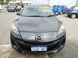 2012 Mazda 3 BL10F2 Neo Activematic Grey 5 Speed Sports Automatic Sedan.