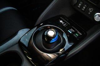 2021 Nissan Leaf ZE1 e+ Arctic White 1 Speed Reduction Gear Hatchback