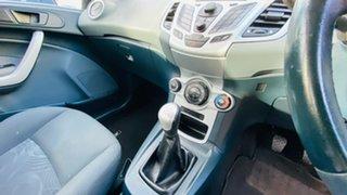 2010 Ford Fiesta WT LX Green 5 Speed Manual Sedan