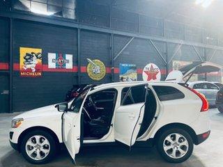 2012 Volvo XC60 DZ MY12 T5 PwrShift Teknik White 6 Speed Sports Automatic Dual Clutch Wagon