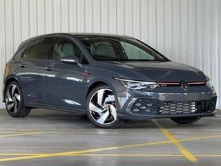 2021 Volkswagen Golf 8 MY21 GTI DSG Grey 7 Speed Sports Automatic Dual Clutch Hatchback.