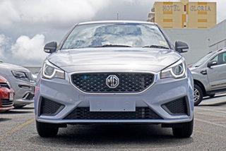 2021 MG MG3 SZP1 MY21 Core (Nav) Silver 4 Speed Automatic Hatchback.
