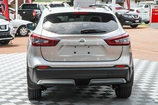 2020 Nissan Qashqai J11 Series 3 MY20 Ti X-tronic Platinum 1 Speed Constant Variable Wagon.