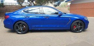 2019 Genesis G70 IK MY19 Sport Blue 8 Speed Sports Automatic Sedan.