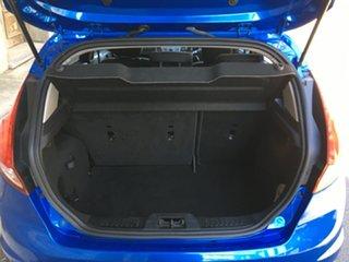 2015 Ford Fiesta WZ MY15 Ambiente PwrShift Blue 6 Speed Sports Automatic Dual Clutch Hatchback